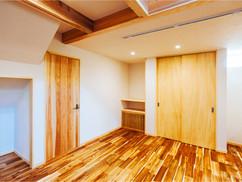若狭町・小浜市にある自然素材の工務店[夢源建築]の施工事例 直線的な外観の家15