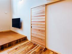 若狭町・小浜市にある自然素材の工務店[夢源建築]の施工事例 直線的な外観の家14