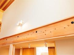 若狭町・小浜市にある自然素材の工務店[夢源建築]の施工事例 直線的な外観の家16