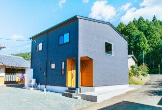 若狭町・小浜市の自然素材を使う工務店は夢源建築 高気密の家1