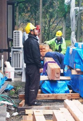 福井県三方上中郡若狭町の工務店「夢源建築」の建築士、大工の紹介
