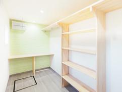 若狭町・小浜市にある自然素材の工務店[夢源建築]の施工事例 高気密の家10