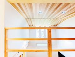 若狭町・小浜市にある自然素材の工務店[夢源建築]の施工事例 直線的な外観の家32