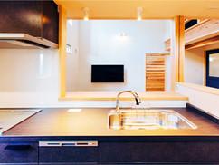 若狭町・小浜市にある自然素材の工務店[夢源建築]の施工事例 直線的な外観の家18