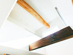 若狭町・小浜市にある自然素材の工務店[夢源建築]の施工事例 高気密の家1