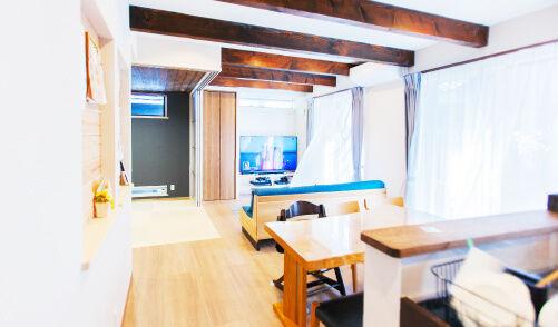 若狭町・小浜市の建築会社、工務店は夢源建築有限会社