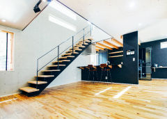 若狭町・小浜市の工務店[夢源建築]の新築紹介 美容室兼自宅の家