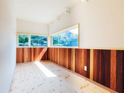 若狭町・小浜市にある自然素材の工務店[夢源建築]の施工事例 直線的な外観の家26