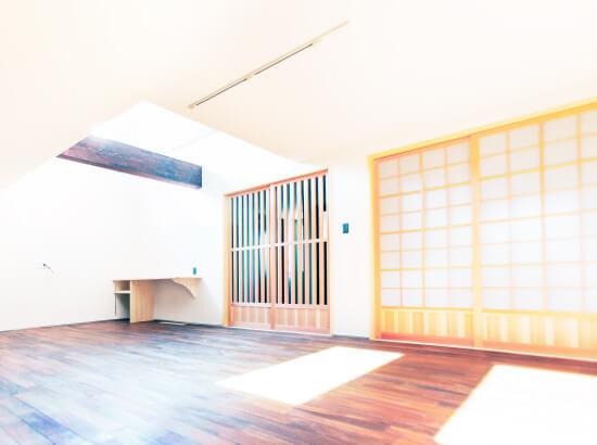 若狭町・小浜市の工務店[夢源建築]の新築紹介 高気密・高断熱の家4