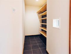 若狭町・小浜市にある自然素材の工務店[夢源建築]の施工事例 直線的な外観の家6