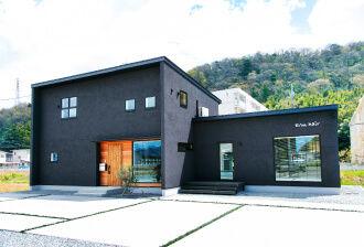 福井県小浜市に自然素材を使った注文住宅を建設
