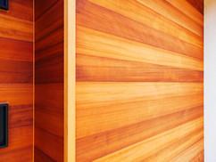 若狭町・小浜市にある自然素材の工務店[夢源建築]の施工事例 直線的な外観の家4