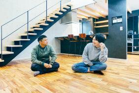 小浜市の美容室兼住宅の自然素材の新築を夢源建築が担当
