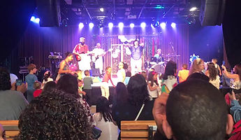 Show SESC Santo Amaro em Set/18