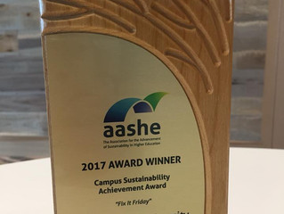 Campus Sustainability Achievement Award