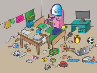 Tired of having too much stuff? Here are 9 tips to help!