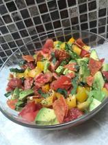 Veggie Italian Salad