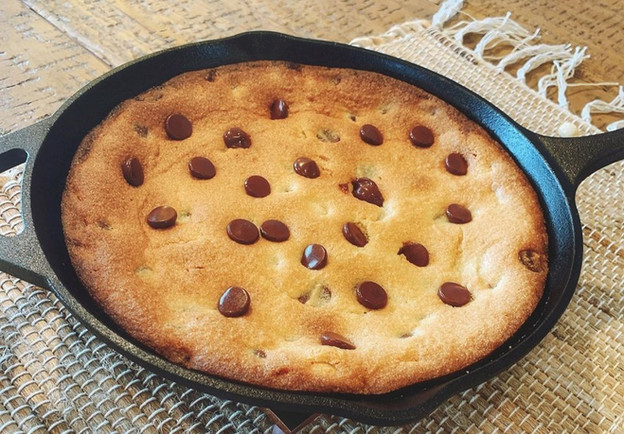 Chocolate Chip Macadamia Nut Cookie