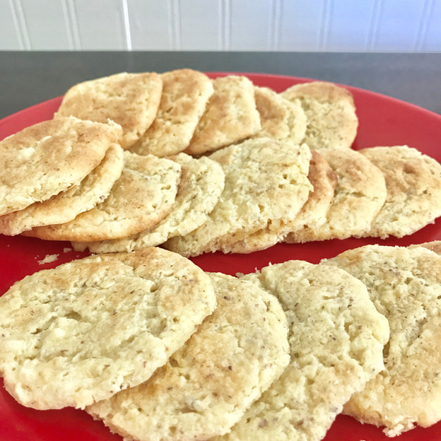 "🍪Keto ""Sugar"" Cookies 🍪"