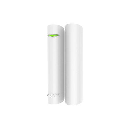 Беспроводной датчик открытия двери/окна Ajax DoorProtect strong белый