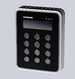 AR40S-MF Считыватель карт с клавиатурой и дисплеем