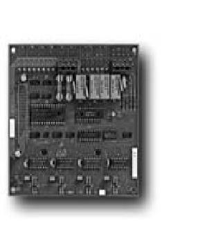 K3M010 Плата расширения на 4 линии обычного типа