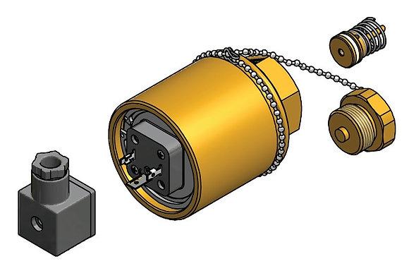 POUSSAX24 Электромагнитный пускатель
