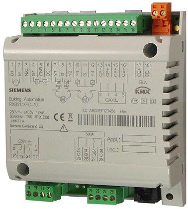 RXB24.1/CC-02 Комнатные контроллеры для охлаждающих потолков и радиаторов