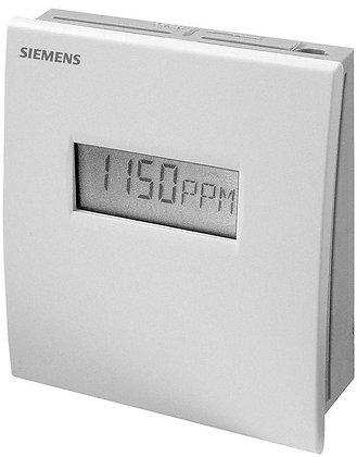 QPA2060D Комнатный датчик качества воздуха CO2+температура, с дисплеем