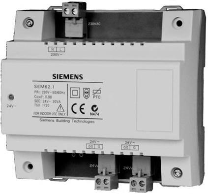 SEM62.1 Трансформатор