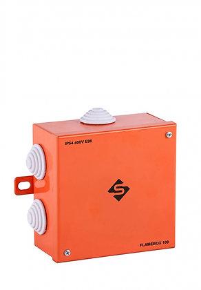 FLAMEBOX 100 4x6 mm2 Огнестойкая коробка