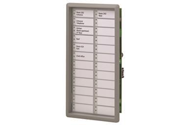 B3R051 Параллельная индикаторная панель 2х24 светодиода