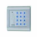 AR6182-MX Мультистандартный считыватель с клавиатурой