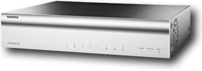 SISTORE CX4 - 4 HDD Цифровой видео кодек, 4 канала, 100к/с, HDD 1000Gb