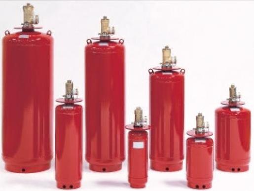 Емкости для средств пожаротушения