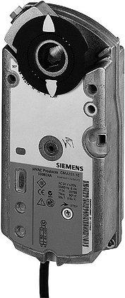 GMA131.1E Привод воздушной заслонки поворотного типа 3-точечное регулирование