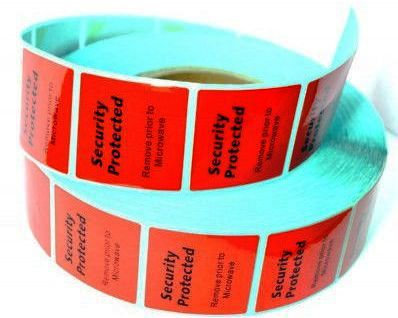 Защитные   этикетки РЧ для заморозки (1000 шт.)
