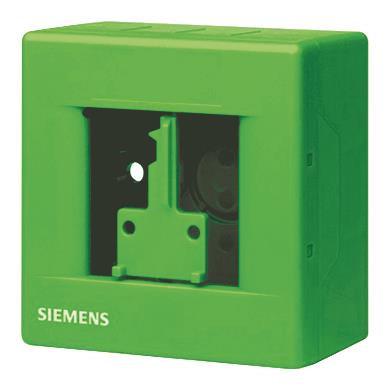 FDMH291-G Корпус зеленый с ключом