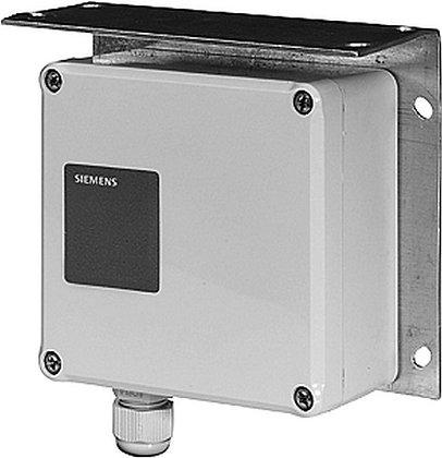 QBE61.3-DP5 Датчик перепада давления для жидкостей и газов 0...5 бар