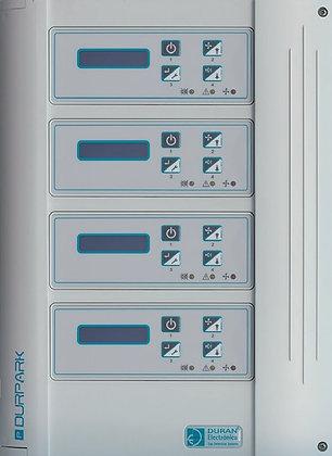 SIEDKCTx11 SIEDEPAR Панель управления на 1-4 линии/16-64 детекторов