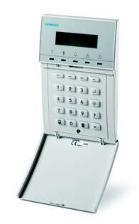 SAK41 Клавиатура LCD с откидной крышкой