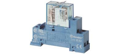 Z3B171 Релейный модуль с 1 переключающим контактом