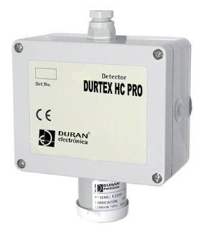 DPLN‐HC DURTEX HCPRO Детектор пропан-бутана, метана.