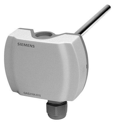 QAE2121.010 Погружной датчик температуры 100 мм LG-Ni 1000 без защитной гильзы