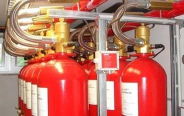 Система газового пожаротушения Sinorix 1230