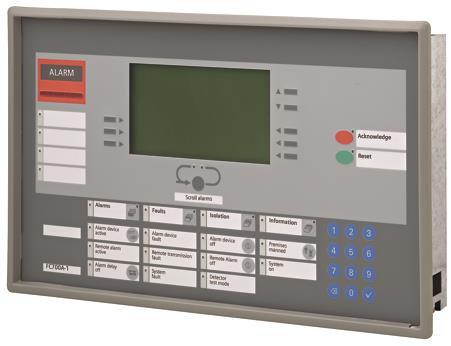 B3Q700 Терминал управления для системы обнаружения пожара FC700A