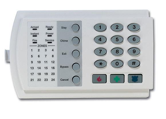 NX-124 CADDX Светодиодная клавиатура на 24 зоны