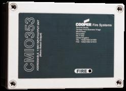 CMIO353 Устройство ввода-вивода с изолятором короткого замыкания