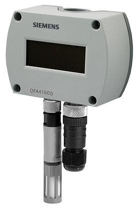 QFA4160 Комнтаный датчик влажности (DC 0...10 В) и температуры (DC 0...10 В)