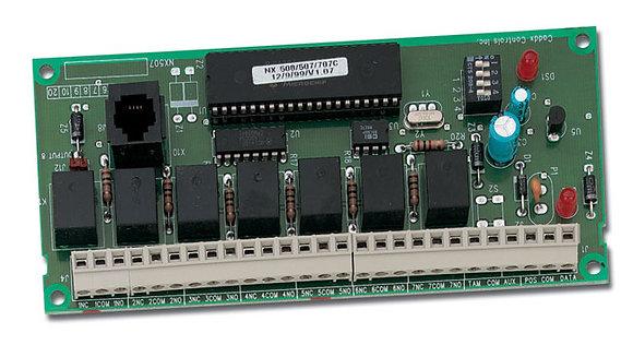 NX-507E CADDX Модуль программируемых выходов